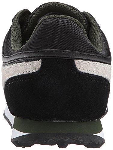 Gola - Boston, Scarpe sportive outdoor Uomo Nero (Black (Black/Ecru/Green))