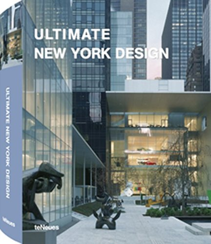 Ultimate New York design (Ultimate books)