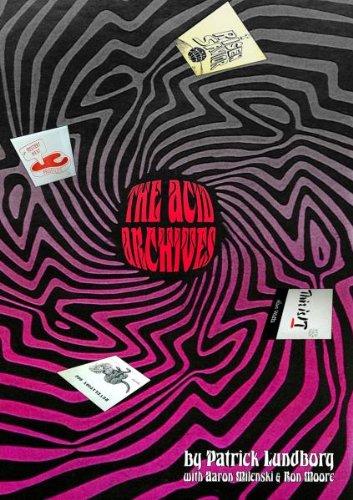 Acid Archives Book