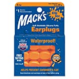 Moldable Silicone Kids Ear Plugs Mack's