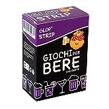Glop Strip - Giochi per Bere - Giochi Alcolici - 100 Carte