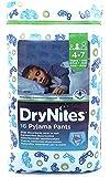 Huggies DryNites Pyjama Pants for Boys 4-7 Years (16 Pack)