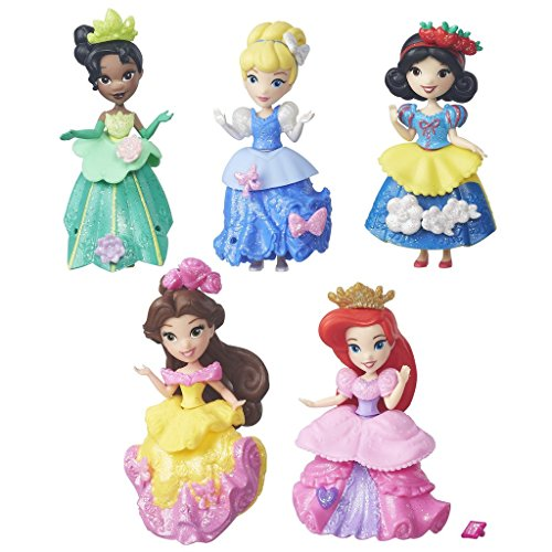Disney Princess - Small Doll Collection Pack , b5347eu4