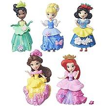 Disney Princesses - B5347eu40 - Mini-princesses - Pack Collector