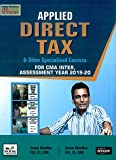 APPLIED DIRECT TAX FOR CMA INTER (ASST YEAR 2019-20)