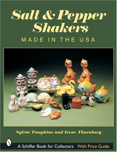 Salt & Pepper Shakers: Made in the USA by Tompkins (2007-07-01)