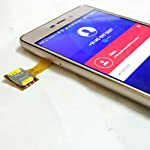 Dual SIM Card And Micro SD card Works At The Same Time Without Any Network Issues. By Using The Adapter You can use Two SIM Cards and One Micro SD card at the same time Without Any Network Disturbances. The SIM In The Adapter Reads The SIM As 2nd SIM...