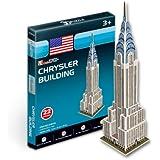 "CubicFun 3D Puzzle S-Serie ""Edificio Chrysler - Nueva York"""