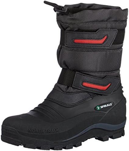 SpiraleMatti - botas de nieve cn forro y caña corta hombre