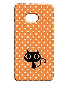 Pickpattern Back cover for HTC One Single Sim