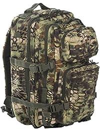 Mochila US Assault Pack Largo corte por láser Mandra - Kryptek Mandrake