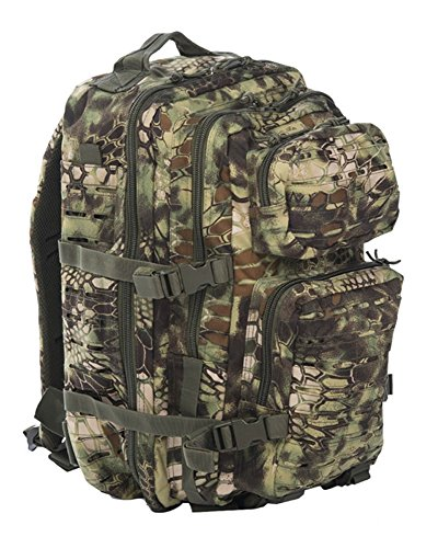 Zaino piccolo US Assault Pack Laser Cut Mandra Wood