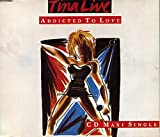 ADDICTED TO LOVE CD UK CAPITOL 1988