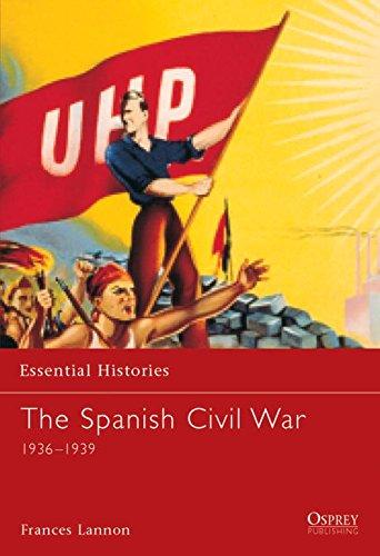 The Spanish Civil War: 1936-1939 (Essential Histories)