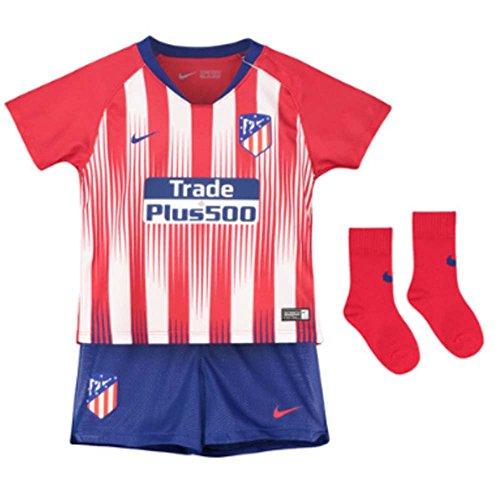 fed3b8c17 Nike ATM I NK BRT Kit HM - Camiseta 1ª equipación Atlético.