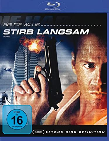 Stirb langsam [Blu-ray]