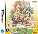 3 times book enjoy Rune Factory 3 Fantasy Award life (Drama CD included) with (japan import)