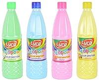 Lyra Rainbow Colour Sanitizer - 700 ml (Pack of 4)