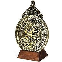 Lunar and Tides Calendar - Hemispherium Antique Scientific Instrument