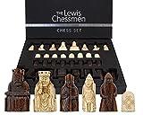 Die Isle Von Lewis Schachfiguren Die Offiziell Set