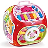 Emob Early Educational Musical Language Learning House Toy With Attractive Lights And Sounds For Kids