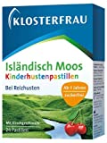Klosterfrau Isländisch Moos Kinderhustenpastillen - 24 Stück