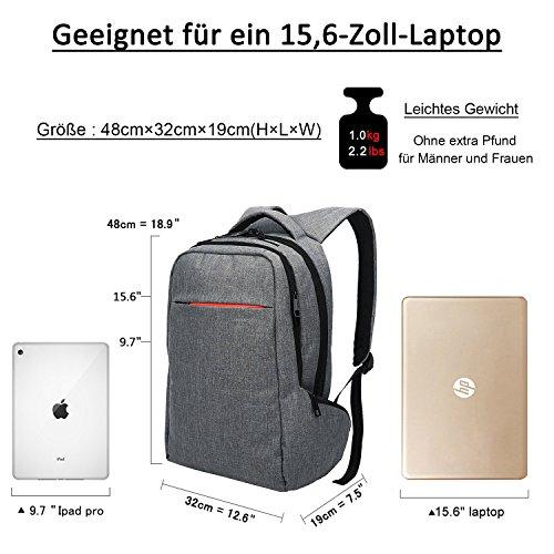 Norsens Laptoprucksack - 7