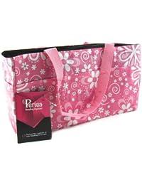 Periea - Organiseur de sac à main, 16 Compartiments - Janis (Rose/Très Grand)