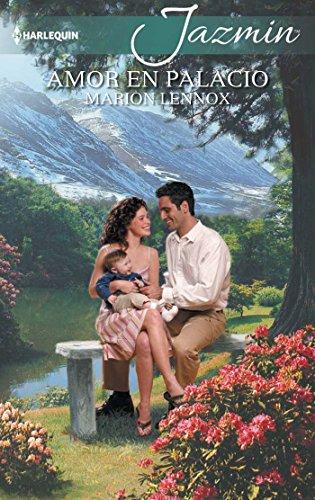 Amor en palacio (Jazmín) (Spanish Edition)