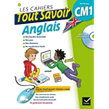 Les cahiers Tout Savoir Anglais CM1