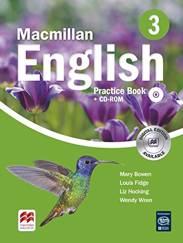 MACMILLAN ENGLISH 3 Practice Pk - 9780230434585