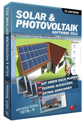 Solar & Photovoltaik Software 2011 (Kinder Software)