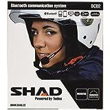 SHAD X0BC02 Smart Hands Free BC02 Bolsa Blanda para Motocicleta, Color Negro