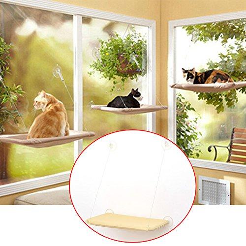 Tookie gatto amaca, gatto finestra montata letto per gatto appeso letto, mobili pet supplies