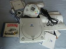 Dreamcast Konsole + 2 joypads, 1VMU 5 games - PAL