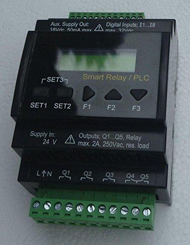 Mini SPS Smart Relais 24V8IN5RE