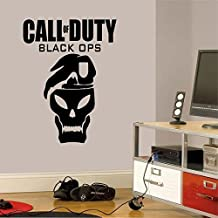 ELTON Call Of Duty Black OPS Decal Sticker Wall Vinyl Art Design Gamer Cool Funny Game Room