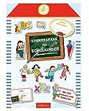 Stickerspaß für Schulkinder: Mit 100 Stickern und Etiketten