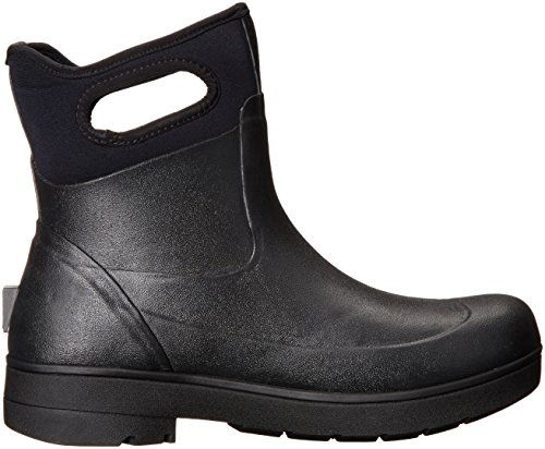 Insulated Mens Stomper W68zi6q Boot Turf Work Bogs Black Azqw6T