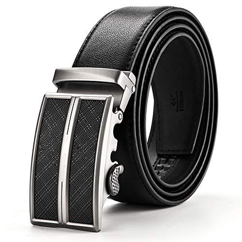 Cinturones sin hebilla de metal en piel cuero  a7ba0825f5d0