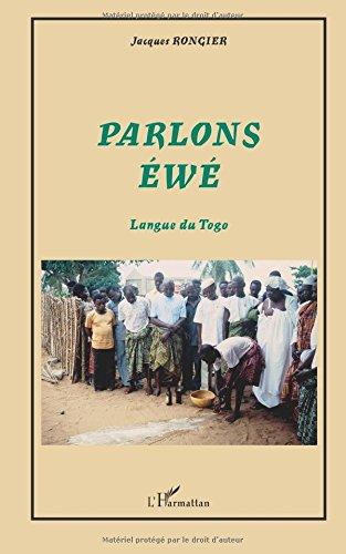 Parlons éwé : Langue du Togo