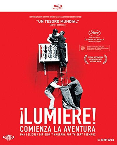 ¡Lumière! Comienza la aventura [Blu-ray] 51My 2BKJlmoL