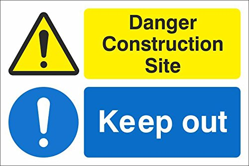 warning-construction-site-keep-out-safety-sign-300mm-x-200mm-rigid-plastic