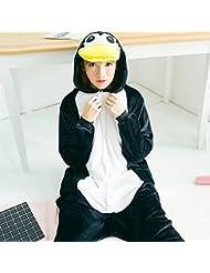 Pyjamas Adulte Unisexe - Costume en Peluche Pour Animaux de Peluche en Peluche Épaississement D'Hiver