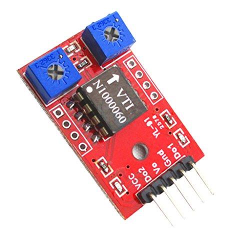 SCA60C Modulo Sensore Inclinazione Singolo Asse Per Arduino