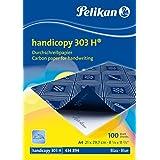 Pelikan - Papel de calco (A4, 100 unidades), color azul