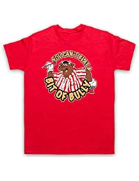 Inspired by Bullseye You Can't Beat A Bit Of Bully Unofficial Mens T-Shirt