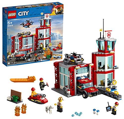 LEGO City Fire - Parque de Bomberos