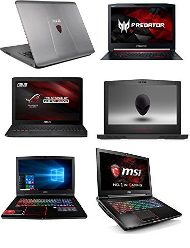 Amazon top 10 Gaming laptop Holiday Gift  2016 (English Edition)