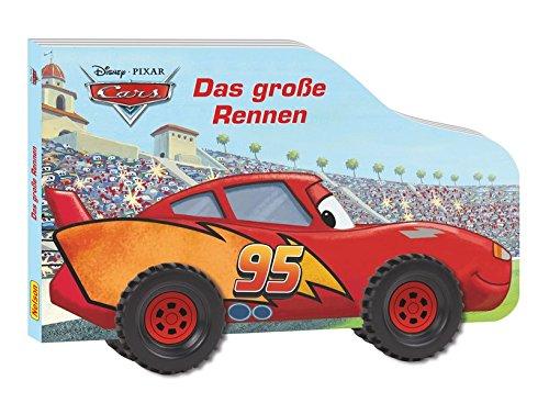 Preisvergleich Produktbild Disney Cars: Das große Rennen